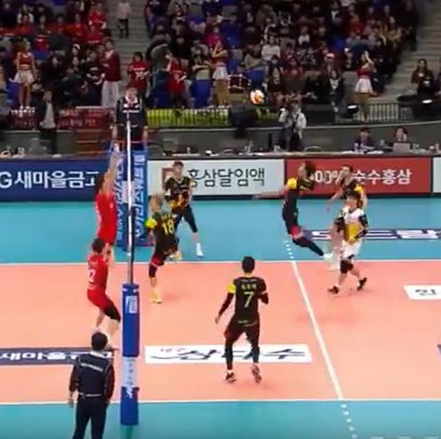 [17-18시즌] 11월 30일 vs 한국전력 하이라이트 영상