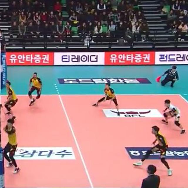 [17-18시즌] 12월 5일 vs KB손해보험 하이라이트 영상