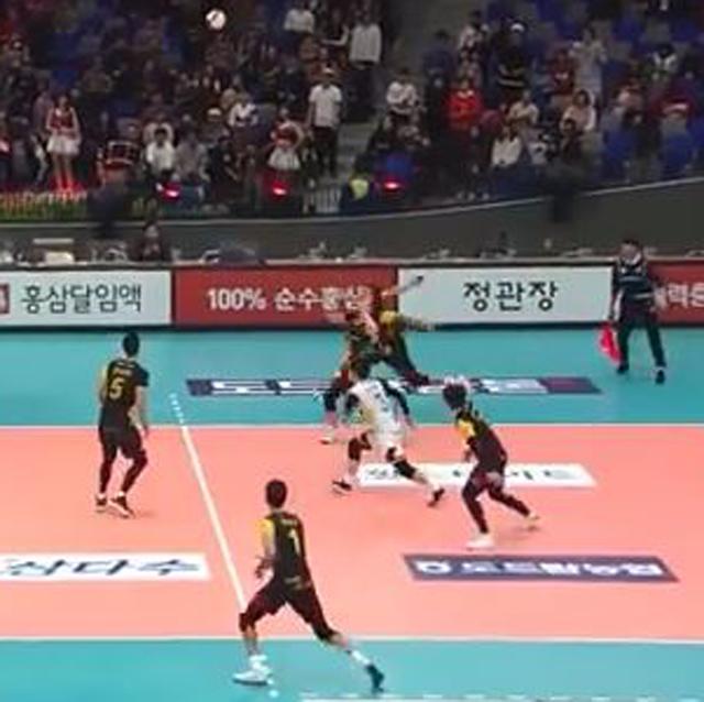 [17-18시즌] 2월 14일 vs 한국전력 하이라이트 영상